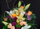 Aranjamente si cosuri cu flori_112