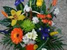 Aranjamente si cosuri cu flori_115