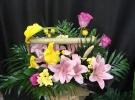 Aranjamente si cosuri cu flori_117