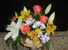 Aranjamente si cosuri cu flori_120