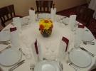 Aranjamente pentru mesele invitatilor